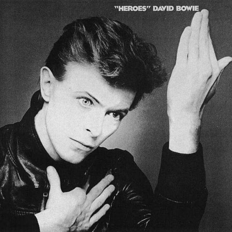 'Heroes' van David Bowie. Beeld rv