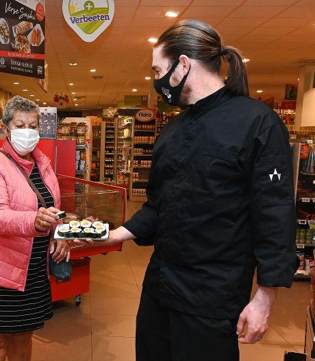 Bonsai Sushi gaat door: Is corona nog ergens goed voor geweest