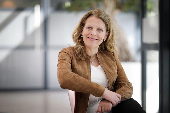 Hanneke Schuitemaker, viroloog bij Janssen Vaccines in Leiden.