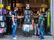Dranghekken en extra beveiliging: zo bereidt regio Utrecht zich voor op heropening winkels en terrassen