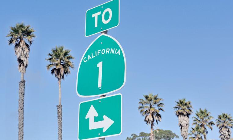 reisaanbieding california