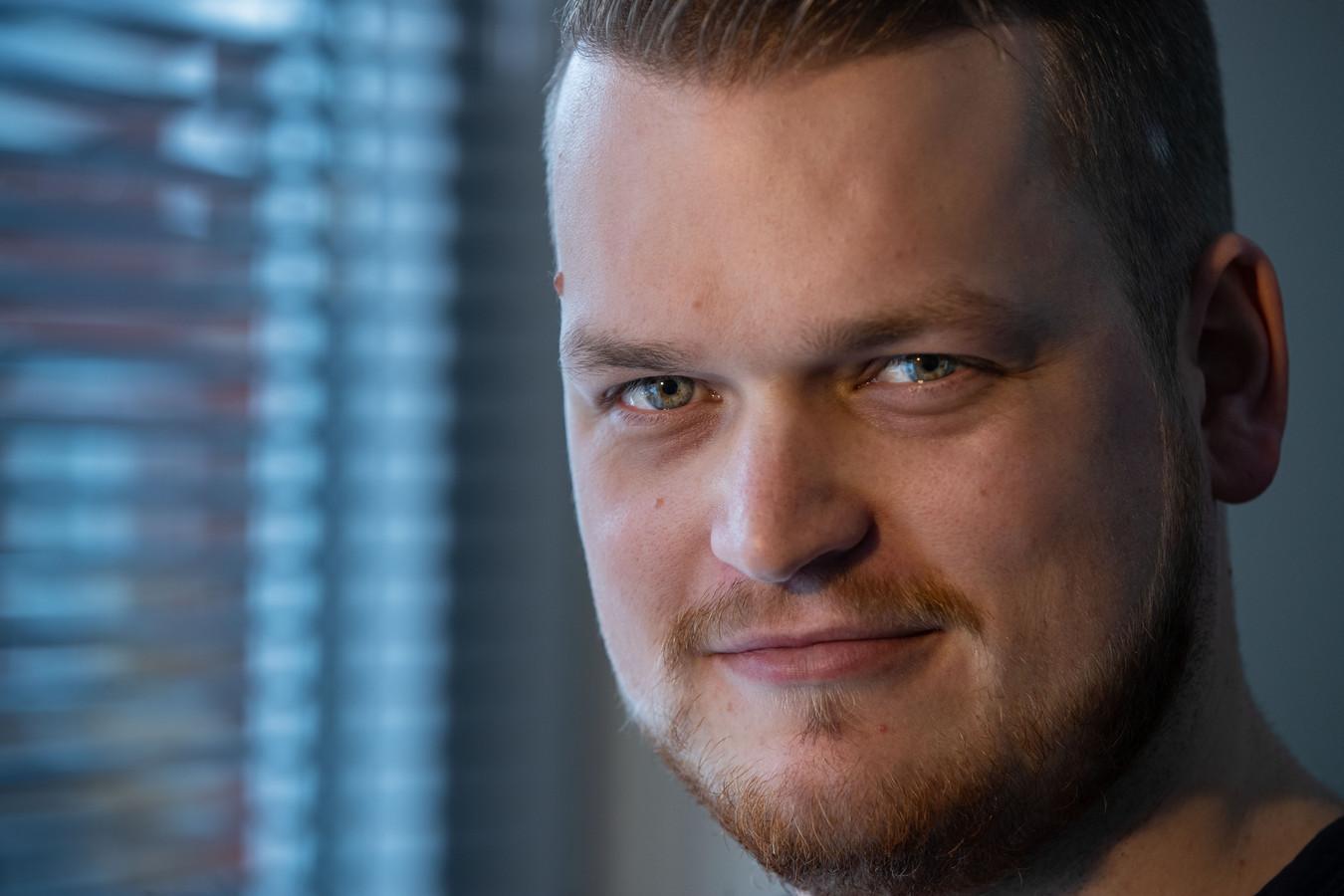 """Michiel van den Berg ondergaat als eerste een nieuwe gentherapie die moet voorkomen dat hij blind wordt: ,,Het voelt als een enorm cadeau."""""""