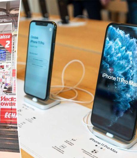 Des produits Apple en réduction chez MediaMarkt