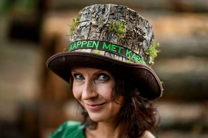 Esther Ouwehand van de Partij van de Dieren.