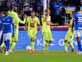 Racing Genk slikt op eigen veld drie goals tegen AA Gent en lijdt vijfde opeenvolgende nederlaag
