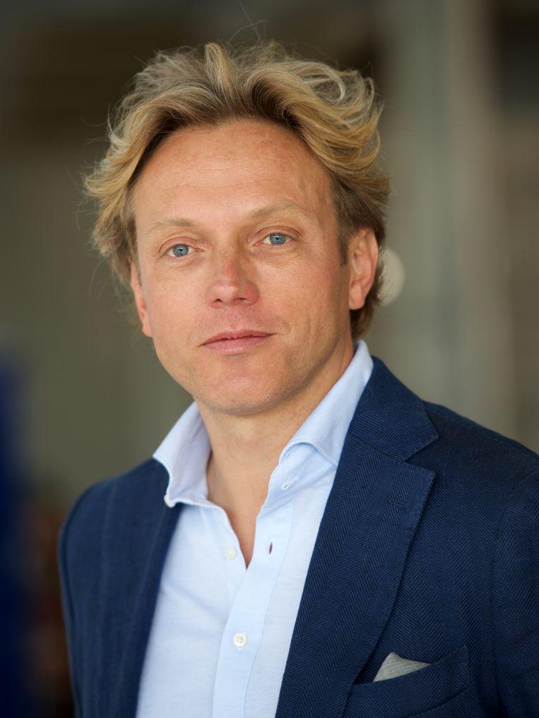 Fokke de Jong. Beeld Michiel Van Nieuwkerk