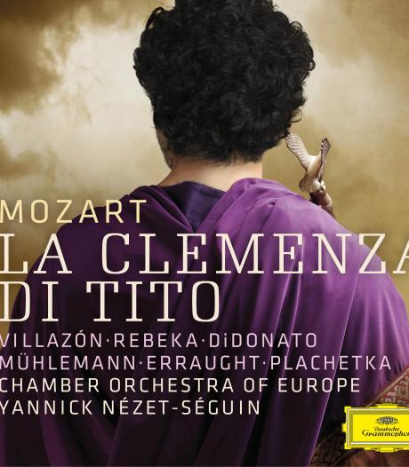 Yannick Nézet-Séguin tekent voor fantastische opname van Mozarts 'Titus'