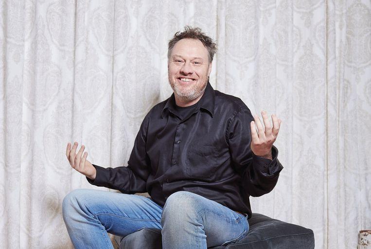 Ap Dijksterhuis, psycholoog en geluksprofessor. Beeld Erik Smits