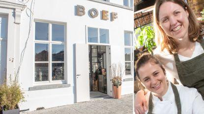 Hanne en Tsoike heropenen Brassérise in Kerselare en Boef in Oudenaarde