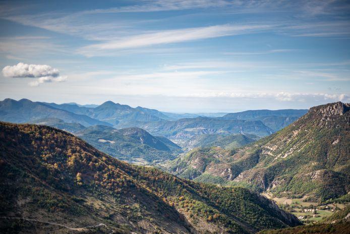 """""""Het gevarieerde landschap van de Drôme verveelt nooit."""""""