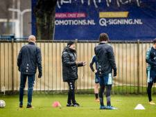Petrovic: 'Als een speler niet mee wil, is het klaar met de vriendschap'