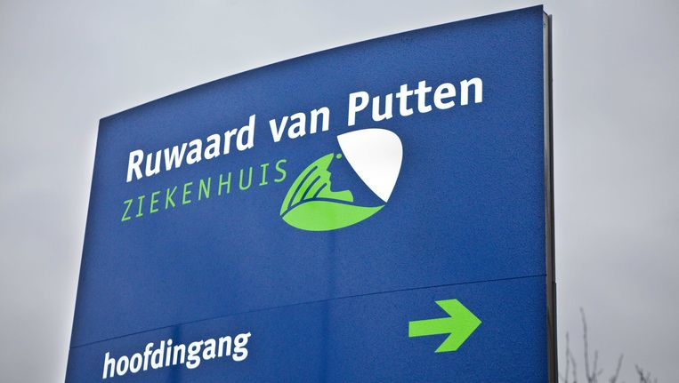 Vier cardiologen van het Ruwaard van Putten Ziekenhuis in Spijkenisse moeten van de Inspectie voor de Gezondheidszorg (IGZ) direct stoppen met hun werk. Beeld ANP