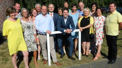 """Pieter Claeys wordt nieuwe burgemeester van Kaprijke: """"Dit had ik nooit durven dromen!"""""""