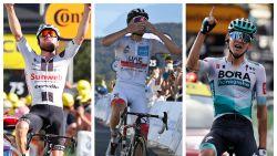 """Gemiddelde leeftijd van Tourritwinnaar lag voorbije 35 jaar nooit zo laag: """"En dan moeten Mathieu en Remco nog komen"""""""