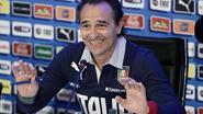 """Cesare Prandelli: """"Mikken op finaleplaats"""""""