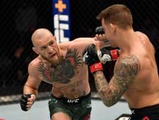 Poirier maakt excuses na rel met McGregor over half miljoen euro aan donaties