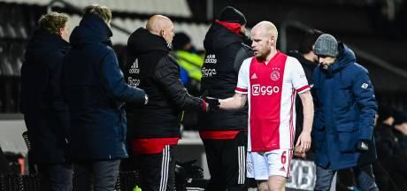 Klaassen wil nog niets weten van titel, maar 'negen punten zijn er een hoop'