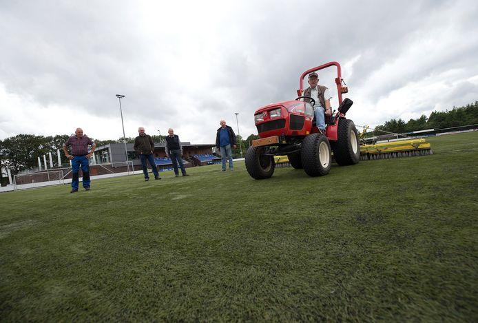 FC Trias baalt van de handelwijze van DJK Lowick.