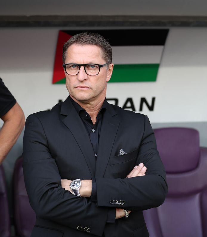 Vital Borkelmans n'est plus le sélectionneur de la Jordanie.