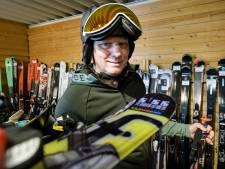 Geen wintersport, geen omzet voor Oldenzaalse ondernemer Boudrie: 'Helemaal niets, nul!'