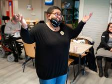 'Bezige buurtwerker' Stella Coffie heeft hart voor De Hambaken