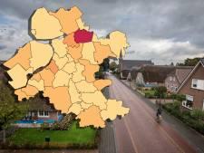 Biblebelt blijkt besmettingsbrandhaard: Staphorst noteert flinke piek