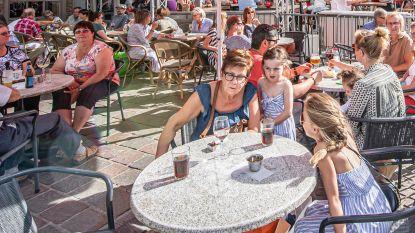Corona-cadeaubon van 15 euro voor 7.200 gezinnen, horeca betaalt vijf jaar lang geen terrasbelasting