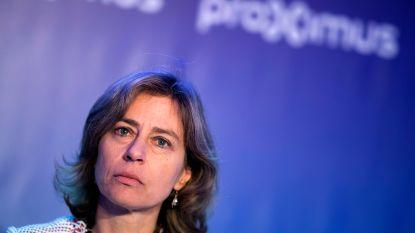 Proximus-CEO Dominique Leroy ziet loon opnieuw stijgen tot 936.903 euro