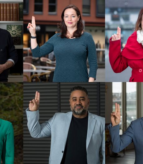 Kandidaat-Kamerleden uit het oosten geven nú al hun erewoord aan de regio: 'Dat verklaar en beloof ik!'