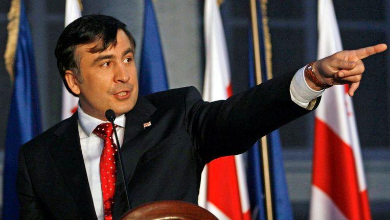 Michail Saakasjvili Beeld ap