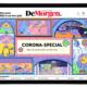 De Morgen publiceert op Paasmaandag extra Digitale Editie over de coronacrisis