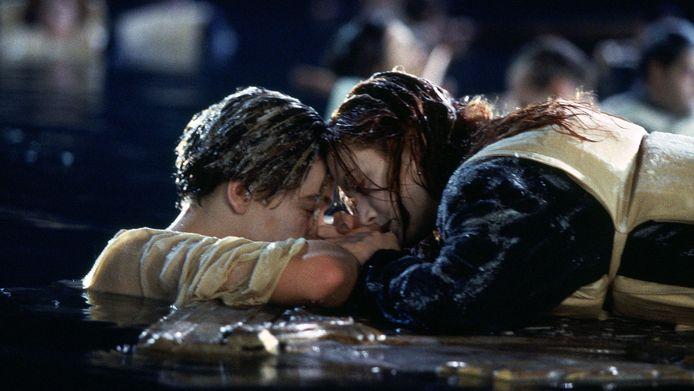 """Une remarque de l'animatrice américaine Joan Rivers sur cette scène mythique de """"Titanic"""" a particulièrement marqué Kate Winslet."""