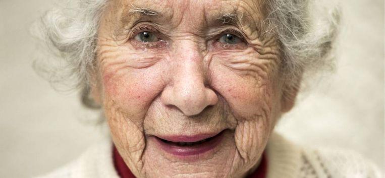 """Verzetsheldin Selma van de Perre-Velleman: """"Pas als ik dood ben, zal ik bevrijd zijn"""""""