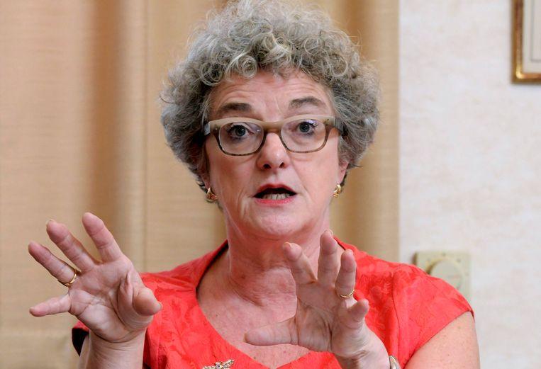 Sp.a-Kamerlid Monica De Coninck: