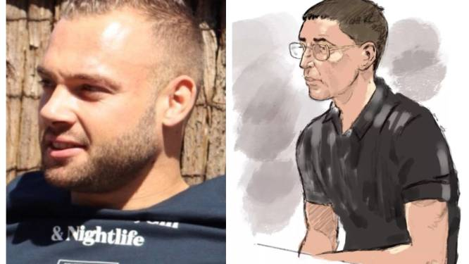 """Schutter (20) bekent Bas (24) doodgeschoten te hebben: """"Het was niet mijn bedoeling horloge af te pakken"""""""