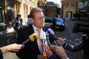 Ard van der Steur gaat toch niet op de VVD-kieslijst.