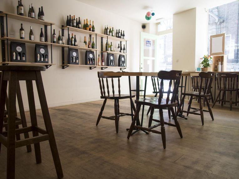 null Beeld EVÍN Wine Store & Bar