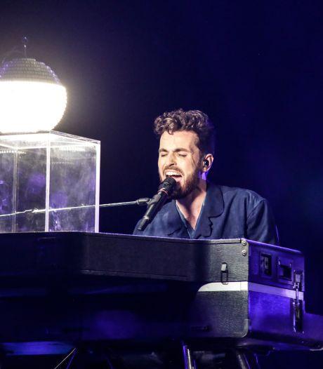 Hellevoet in de ban van Duncan: 'Hij heeft zoveel liefde voor muziek'