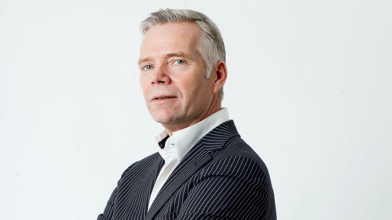 Hoofdredacteur Cees van der Laan. Beeld Maartje Geels