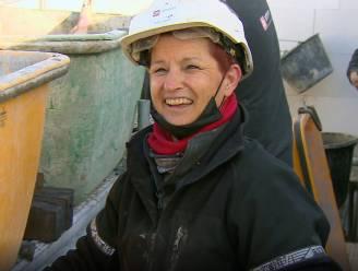 """Metser Marleen uit 'Lady Bouwers': """"Ik doe deze job tot aan mijn pensioen"""""""