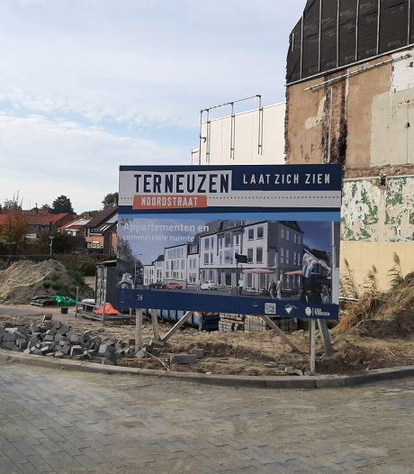 Minder, maar grotere appartementen op de Kop van de Noordstraat in Terneuzen