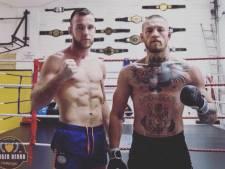 Kickbokser Hageman laat zich door tumor niet klein krijgen: comeback met dank aan McGregor