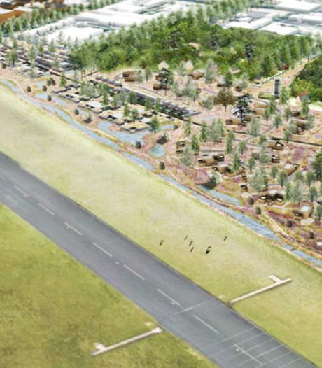 PvdA en SP: ook huurhuizen op terrein vliegbasis