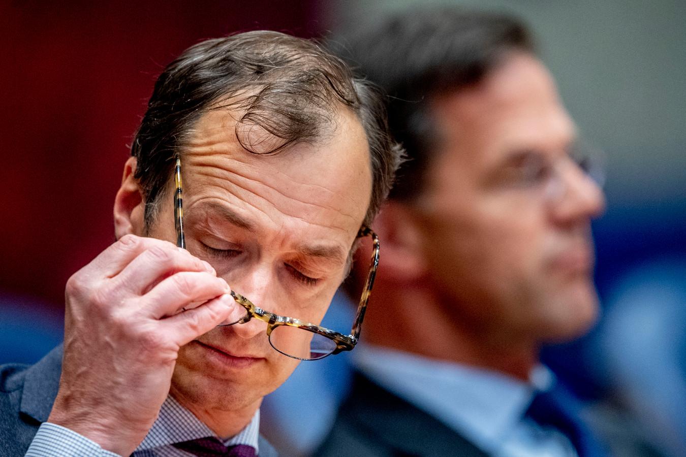 Minister Eric Wiebes (Economische Zaken en Klimaat)