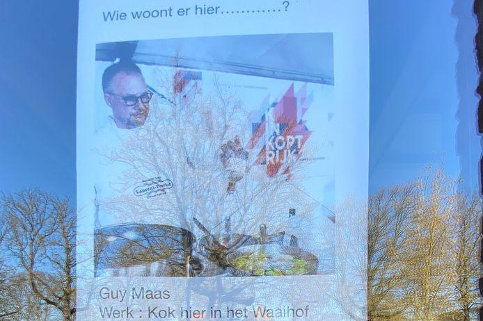 Hang een foto aan het raam en toon wat je beroep is, met wat uitleg bij.