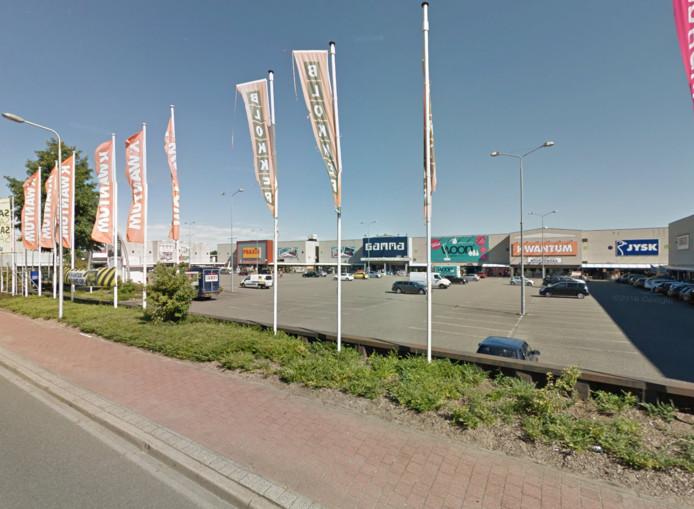 Woon Zutphen zit naast de Gamma aan het Polplein in Zutphen.