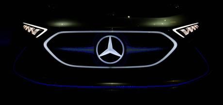 """Daimler """"prêt"""" à devenir entièrement électrique d'ici 2030"""