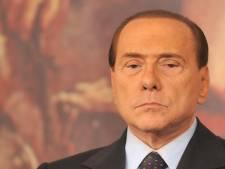 """Berlusconi accuse le parquet d'agir """"dans un but subversif"""""""