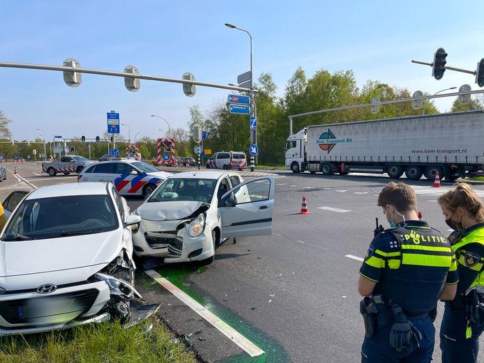 Ongeval bij Ommel.