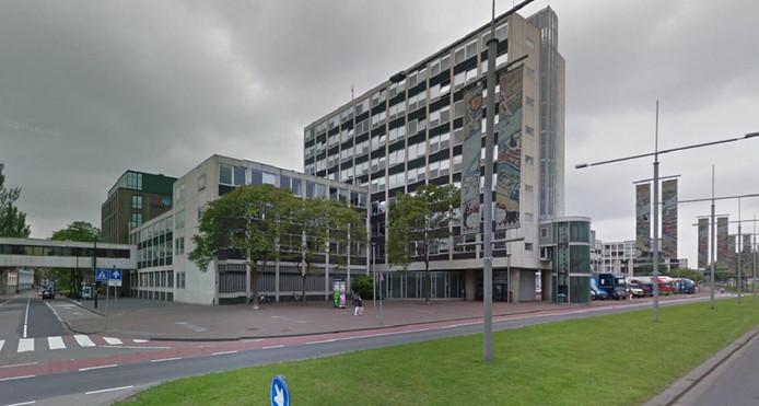 Het Stadskantoor in Dordrecht.
